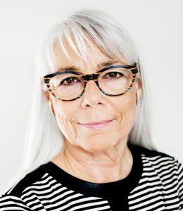 Forstander af Kvindehjemmet Birgit Søderberg