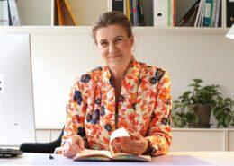 Katrine Nordbjærg, forstander Kvindehjemmet